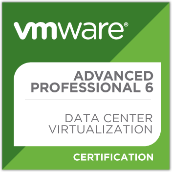 VMware Certified Advanced Professional - Datacenter Virtualization - Design