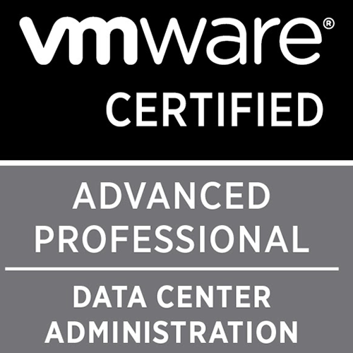 VMware Certified Advanced Professional - Datacenter Administration