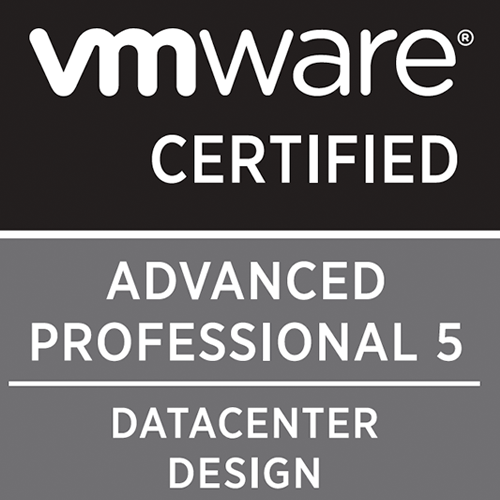 VMware Certified Professional - Datacenter Virtualization